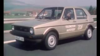 Autotest 1982 - VW Golf GTD