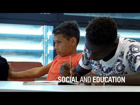 Benfica Academy Video