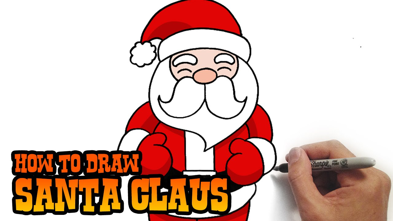search results for �how to draw santa claus step by step