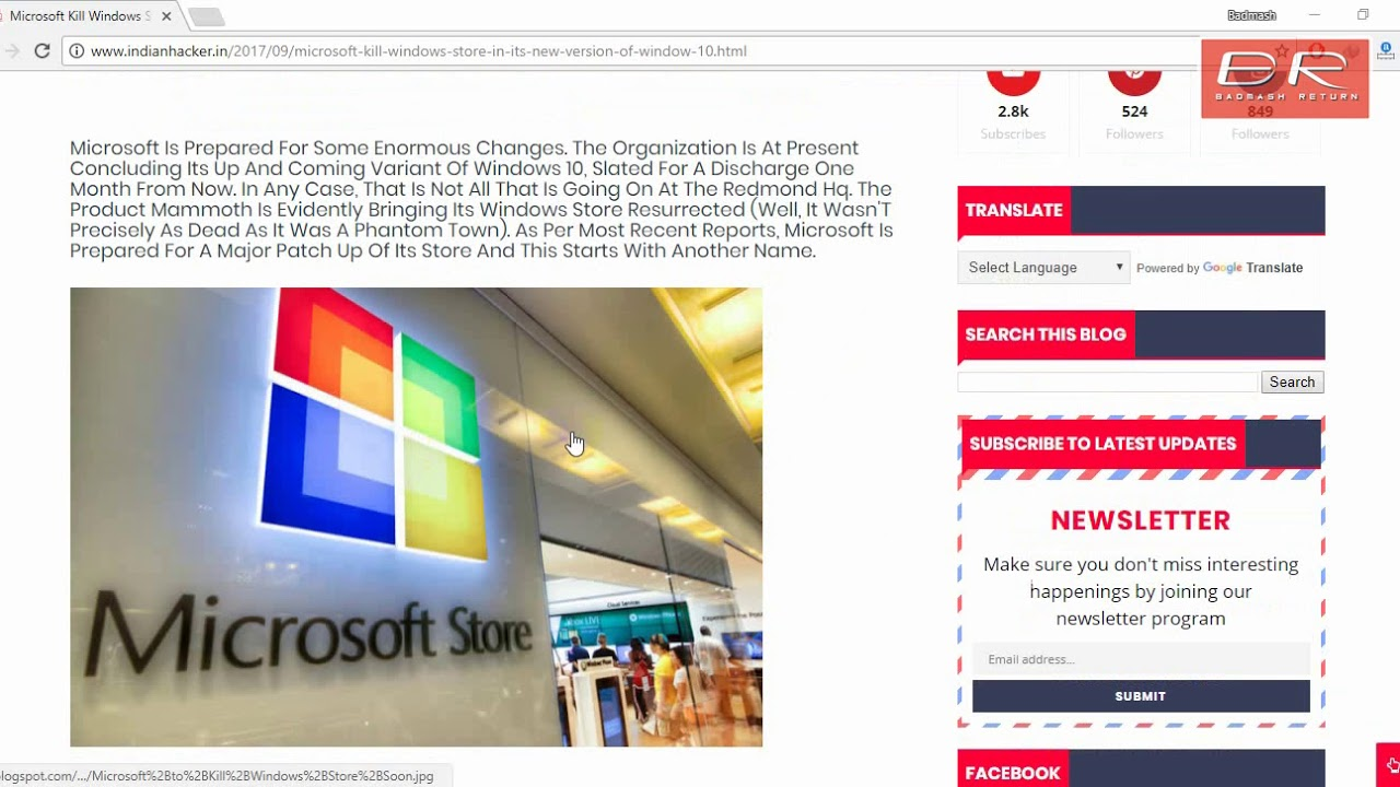 microsoft kill windows store in its upcoming version of windows 10