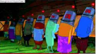 Spongebob Boom Boom Pow