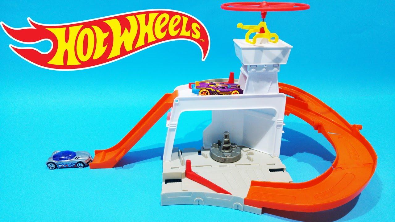hot wheels workshop track builder instructions