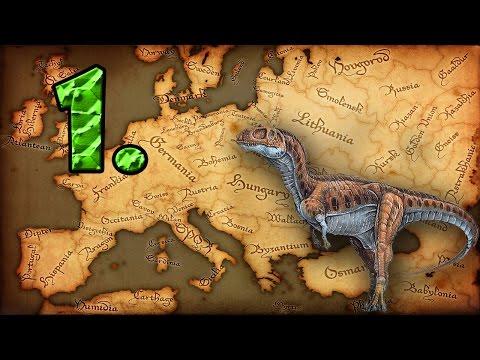 Zoo Tycoon 2 - Global project -[1. EUROPE] - Eustreptospondylus