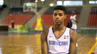 Reportaje: Selección Dominicana de Basket U18