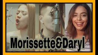 Daryl Ong & Morissette Amon''You Are The Reason/Reaction
