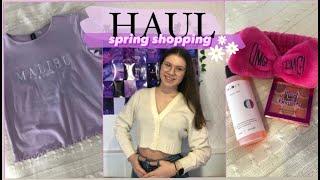 HAUL ШОППИНГ В ОКЕАНИИ новая одежда к весне и лету Mary s Blog