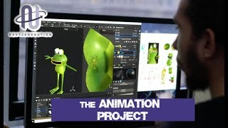 Next Up: The Animation Project Provides Opportunities For Underserved Communities