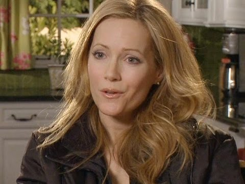 Leslie Mann 'The Change-Up' Interview