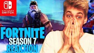 REACTION on Fortnite Season 7 & Battle Pass Trailer   Fortnite Nintendo Switch