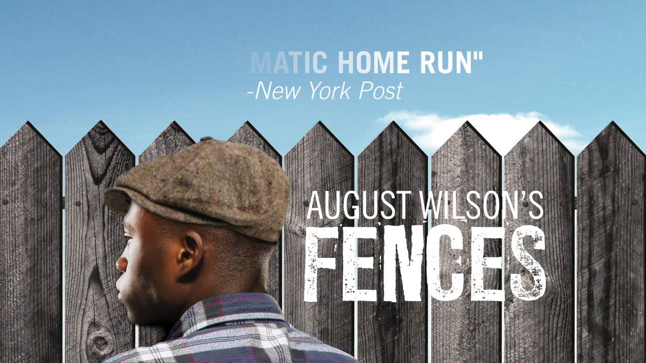 "report on august wilsons fences Name professor class date fences: imagery in august wilson's play introduction august wilson's play ""fences"" utilizes strong  august wilsons drama, fences."