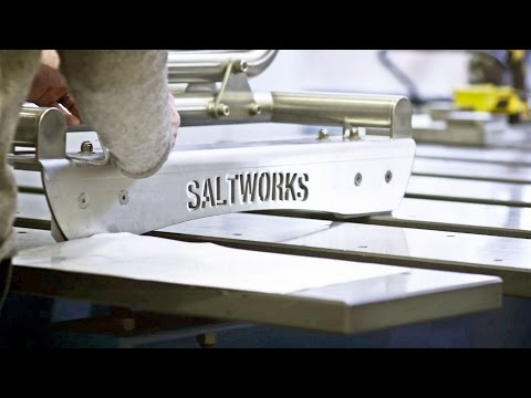 The SaltWorks® Difference: Building a Gourmet Sea Salt Busin