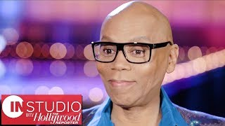 RuPaul Tease Out Drag Race Season 10 in One Word | In Studio With THR