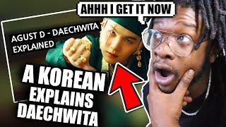 Baixar AGUST D - DAECHWITA '대취타' Explained By A Korean (REACTION!)