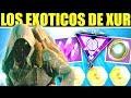 Destiny 2 - LOCALIZACIÓN DE XUR Y SUS EXÓTICOS!