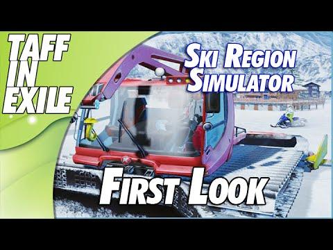 Ski Region Simulator - Running a Ski Resort, how hard can it be?