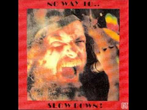 Jethro Tull No Way To.Slow Down [Live Bootleg] Album (1982)