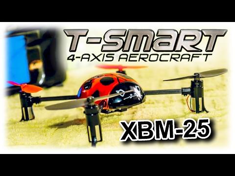 Quadcopter LadyBird T-Smart 4-axis Aerocraft XBM-25