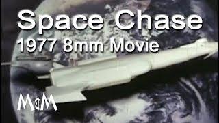 Space Chase - 1977 8mm Star War Movie