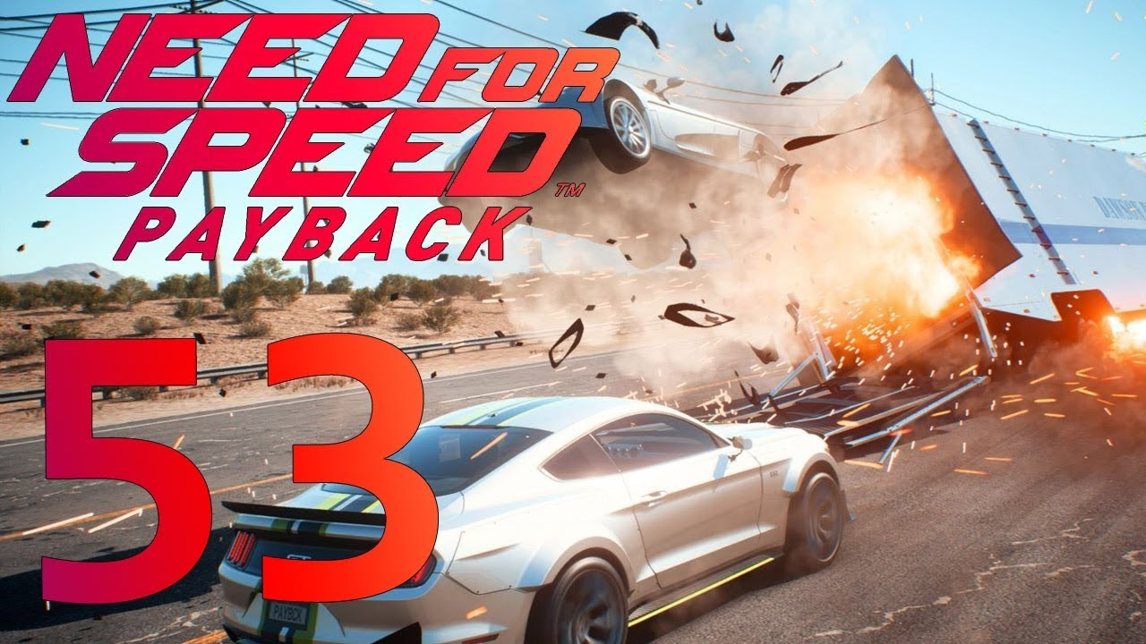 Need for speed hook up