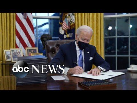 Unpacking President Joe Biden's big vaccination promises
