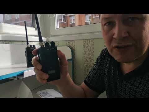 Штурман-90 - новая модель переносной AM/FM Cb - 27 МГц - радиостанции
