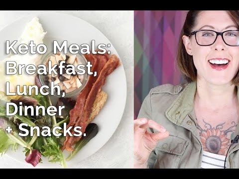 My Keto Meals: Breakfast, Lunch, Dinner + Snacks. WITH PICTURES.