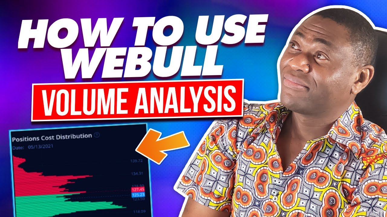 How To Use Webull Volume Analysis Stock Market Technical Analysis Youtube How to read time and sales webull