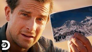Una foto le salvó la vida | Escape del Infierno con Bear Grylls | Discovery Latinoamérica