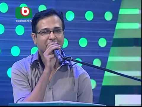 Shopno Tumi Sotty Tumi | Asif Akbar [Boishakhi TV Live]