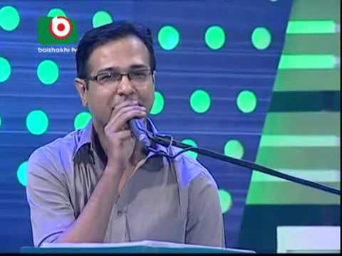 Shopno Tumi Sotty Tumi -By- Asif Akbar [Boishakhi TV Live]