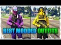 Download Top 3 Best TryHard & RnG Modded Outfits In GTA 5 After Patch 1.43! (Best Clothing Glitches 1.43)