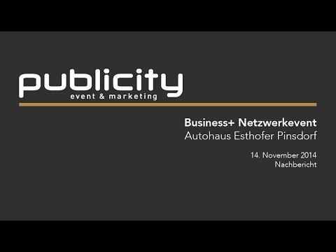Business+ Netzwerkevent 2014