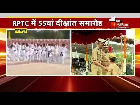 DGP Bhupendra Singh Yadav का Jodhpur दौरा, फर्स्ट इंडिया न्यूज से की खास बातचीत