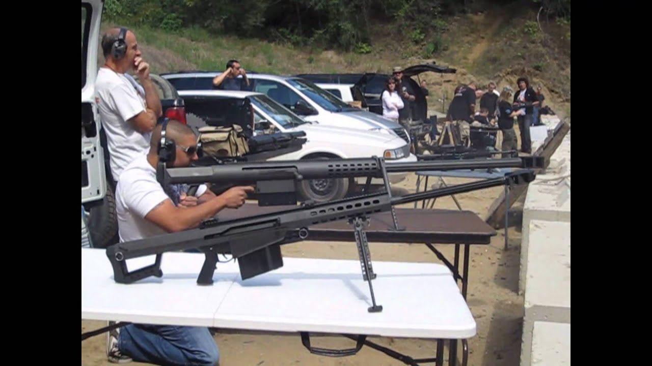 20mm Anzio ironworks rifle by The Truth