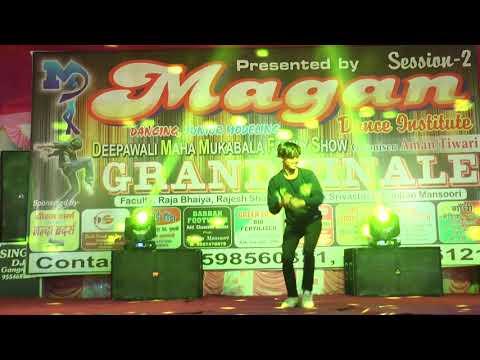 Tere ishq me nachenge stage dance