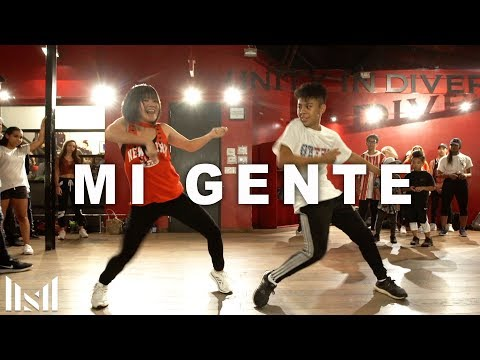 """MI GENTE"" - J Balvin Ft Willy William Dance 