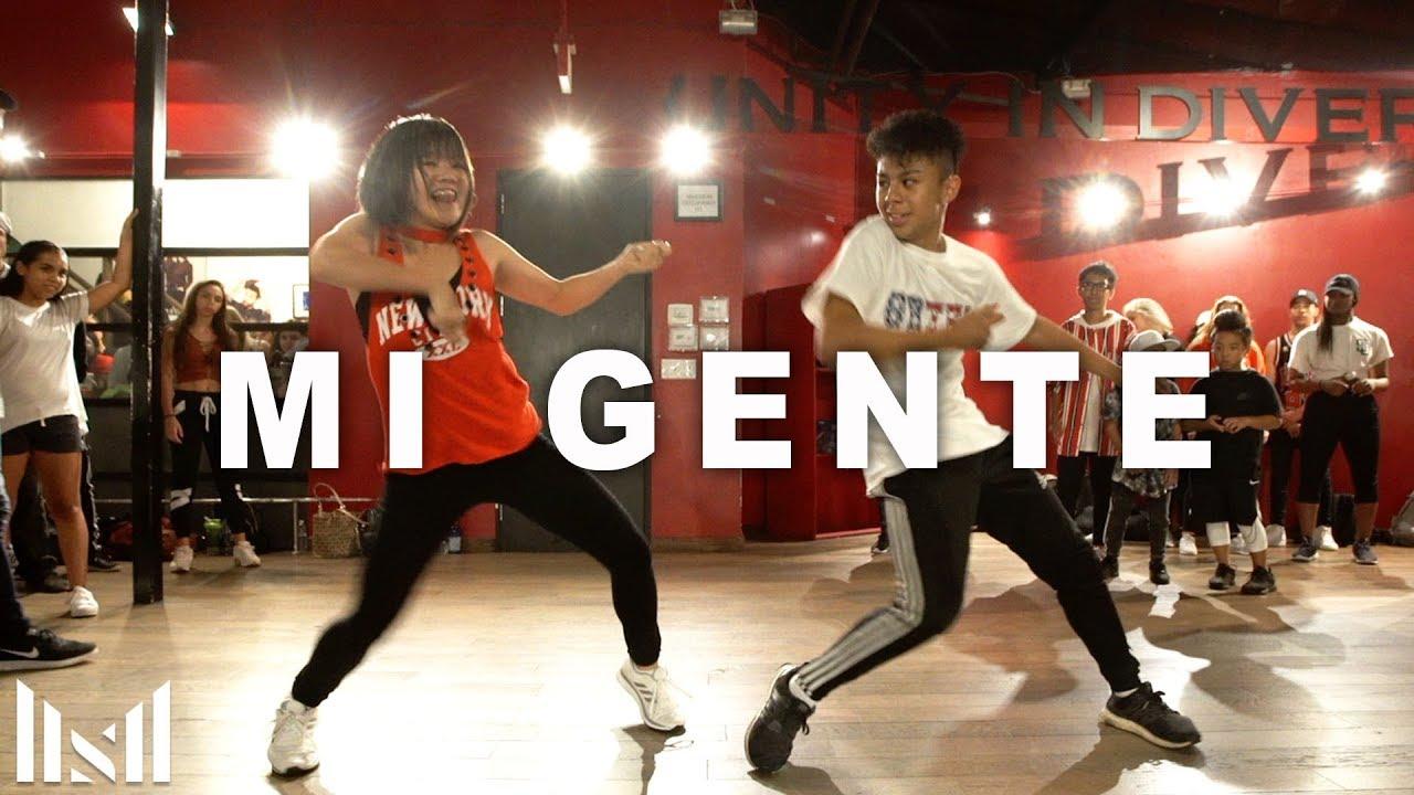 Mi Gente J Balvin Ft Willy William Dance Matt Steffanina Choreography Ft Josh Killacky