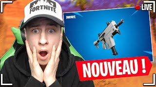 [LIVE FORTNITE FR] UNE NOUVELLE ARME CHEATER ARRIVE SUR FORTNITE !