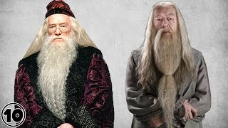 Top 10 Dumbledore Surprising Facts