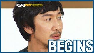 [RUNNINGMAN BEGINS] [EP 17-2]   Kwangsoo is framed by his high school junior (꒪⌓꒪) (ENG SUB)