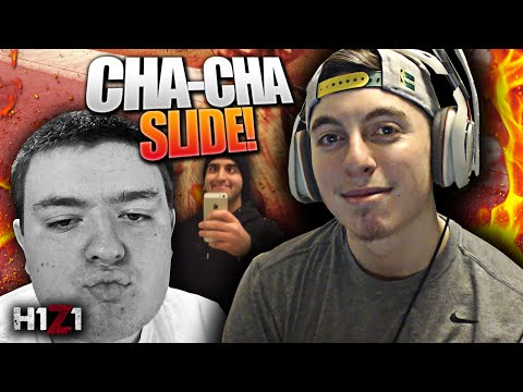 CHA CHA SLIDE! - THE FELLAS H1Z1 FUNNY MOMENTS