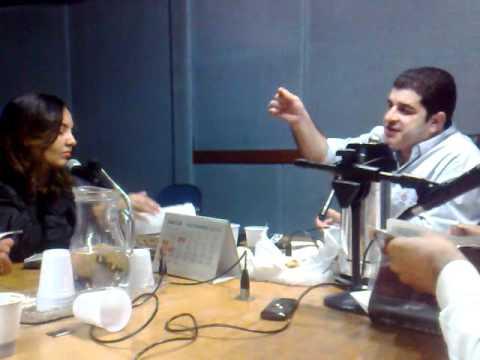 Miss Ezequiel Pires Profeta Wesley na Radio Musical 105,7