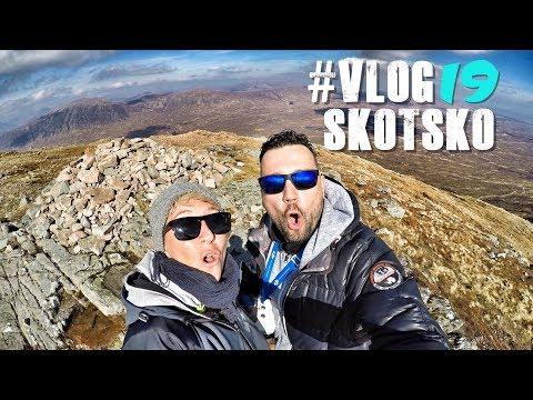 Michal točí #VLOG19 - SKOTSKO - BEST VÝHLED