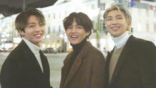 BTS прикол Утро 1 января