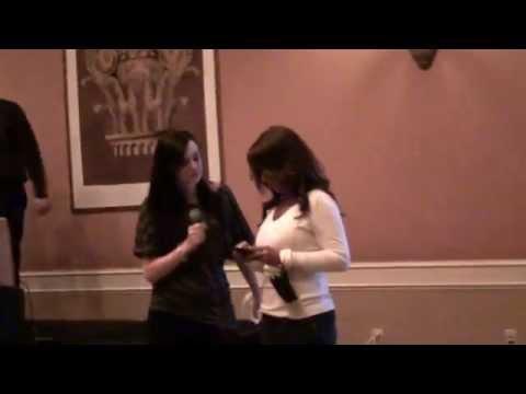 Karaoke at Affiliate Summit West 2012