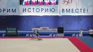 Darya Skrypnik - Russian Cup 2016 - EF FX 11.800