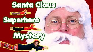 Santa Claus Superhero Mystery | Christmas Story