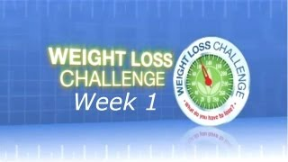Herbalife Weight Loss Challenge Week 1
