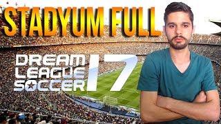 80 BİN LİK STADYUM Dream League Soccer 2017 1 Küme Bölüm 14 Android Türkçe 1080p