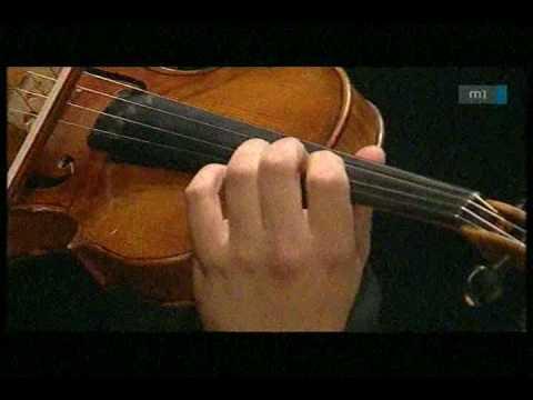 Béla Bartók: Romanian Folk Dances, Zoltán Kocsis piano - Barnabás Kelemen violin